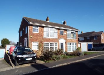 Thumbnail 3 bed semi-detached house for sale in Delves Way, Ringmer, East Sussex