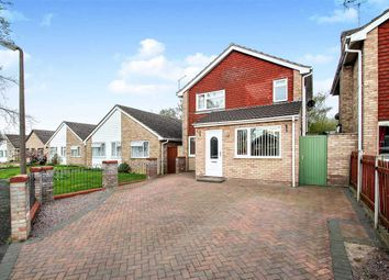 Thumbnail 4 bed terraced house for sale in Broughton Gardens, Lincoln