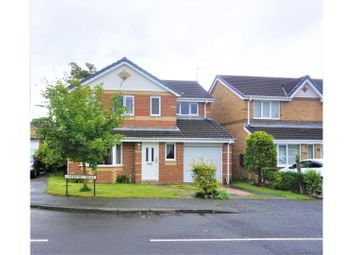 Thumbnail 4 bed detached house for sale in Underhill Drive, Choppington