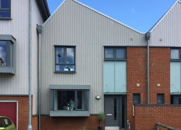 Thumbnail 3 bed terraced house for sale in Trevithick View, Camborne