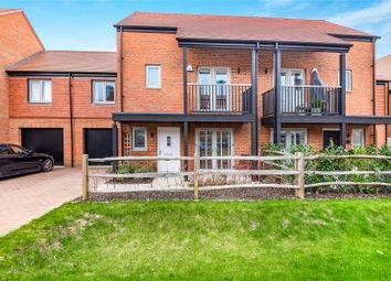 Thumbnail 3 bed terraced house for sale in Bingham Road, Winchester, Hampshire
