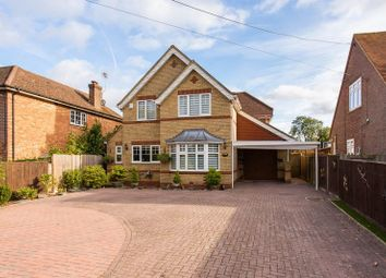 Thumbnail 4 bed detached house for sale in North Road, Widmer End, High Wycombe