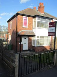 Thumbnail 3 bed semi-detached house to rent in Somerville Avenue, Leeds