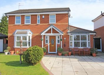 Thumbnail 4 bed detached house for sale in Duddon Close, Prenton