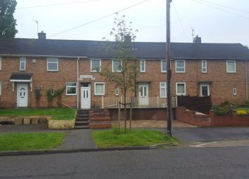 Thumbnail 4 bed terraced house to rent in Dudley Avenue, Thurnby Lodge, Leicester