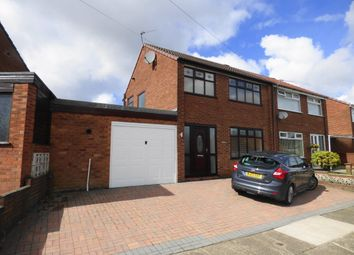 Thumbnail 3 bed semi-detached house for sale in Paisley Avenue, St Helens