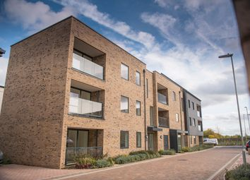 Thumbnail 2 bed flat for sale in Overhill Close, Trumpington