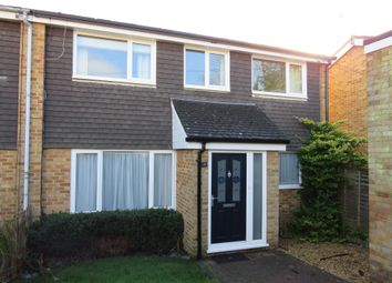 Thumbnail 3 bed end terrace house for sale in Solent Close, Chandlers Ford, Eastleigh