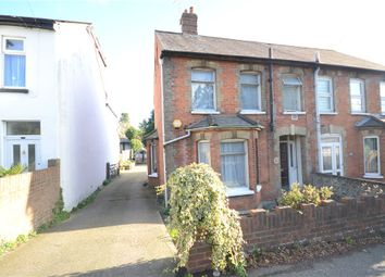 Thumbnail 4 bedroom semi-detached house for sale in Farnborough Road, Farnham, Surrey