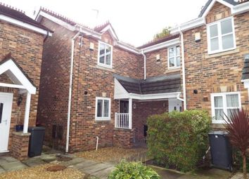 Thumbnail 2 bed terraced house for sale in Meremanor, Worsley, Manchester, Greater Manchester