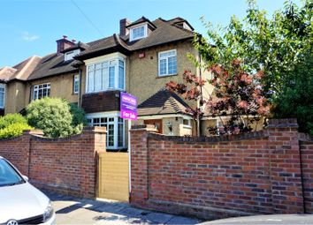 Thumbnail 5 bed semi-detached house for sale in Parkstone Avenue, Southsea