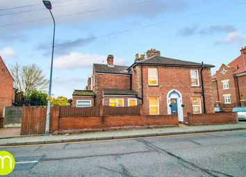 Thumbnail 3 bed end terrace house for sale in Military Road, New Town, Colchester