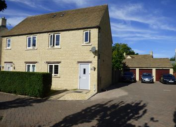Thumbnail 3 bed property for sale in The Wern, Lechlade