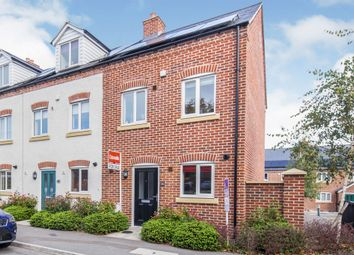 Thumbnail End terrace house for sale in Church Street, Earl Shilton, Leicester