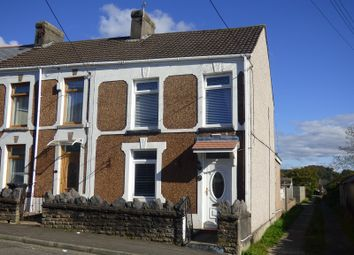 Thumbnail 3 bed end terrace house for sale in Grahams Terrace, Skewen, Neath.