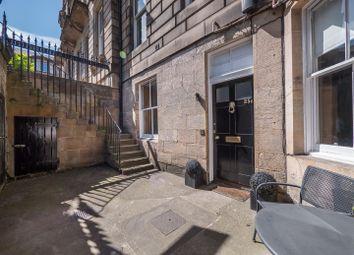 Thumbnail 1 bedroom flat for sale in 35B Chester Street, Edinburgh
