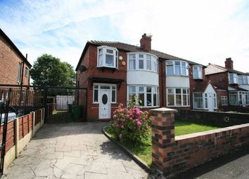 Thumbnail 4 bed semi-detached house for sale in Mauldeth Road, Manchester