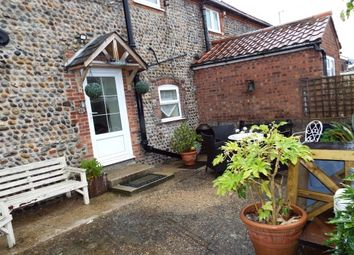 Thumbnail 2 bedroom cottage to rent in Paston Road, Mundesley, Norwich