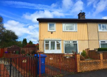 Thumbnail 3 bedroom semi-detached house for sale in Ryemount Road, Barmulloch, Glasgow