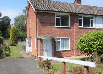 Thumbnail 2 bed maisonette for sale in Grange Crescent, Halesowen