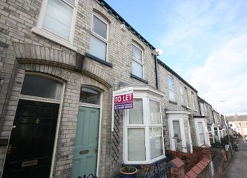 Thumbnail 2 bed terraced house to rent in Nunmill Street, York