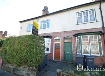 Thumbnail 2 bed terraced house for sale in Hampton Court Road, Birmingham, West Midlands.