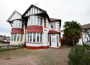 Thumbnail 4 bed semi-detached house to rent in East Lane, Wembley, Middlesex