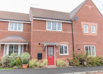 Thumbnail 2 bed terraced house for sale in Brington Close, Market Harborough