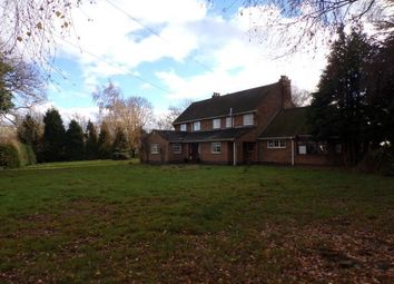 Thumbnail 6 bed property to rent in Leicester Lane, Desford
