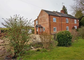 Thumbnail 4 bed semi-detached house for sale in Lincoln Road, Horncastle