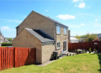 Thumbnail 3 bed detached house for sale in Bell Street, Halifax