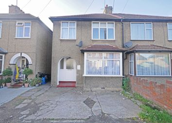 Thumbnail 3 bed semi-detached house to rent in Mill Avenue, Cowley, Uxbridge