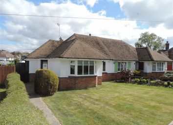 Thumbnail 2 bed semi-detached bungalow for sale in Holliers Hill, Bexhill On Sea, East Sussex
