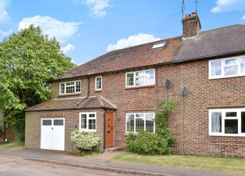 Thumbnail 4 bed semi-detached house to rent in Peakfield, Frensham, Farnham, Surrey