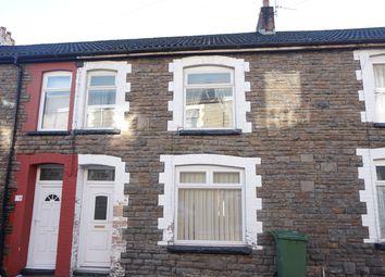 Thumbnail 3 bedroom terraced house for sale in Jubilee Road, New Tredegar