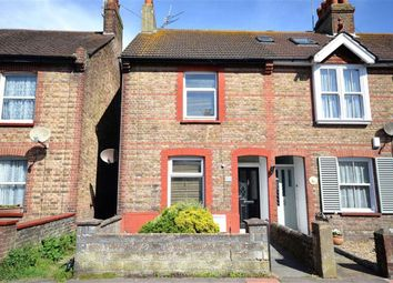 Thumbnail 2 bedroom end terrace house for sale in Penfold Road, Broadwater, Worthing, West Sussex