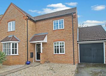 Thumbnail 3 bed detached house for sale in The Paddock, Longworth, Abingdon