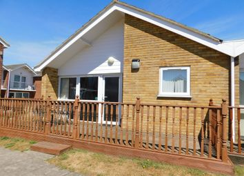 2 bed semi-detached bungalow for sale in Waterside Park, Corton, Lowestoft NR32