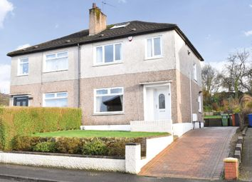 3 bed semi-detached house for sale in North View, Bearsden, East Dunbartonshire G61