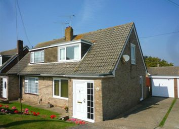 Thumbnail 2 bedroom semi-detached house for sale in Nursery Lane, Whitfield, Dover