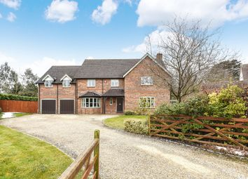 Thumbnail 5 bed detached house for sale in Esther Carling Lane, Rotherfield Peppard, Henley-On-Thames