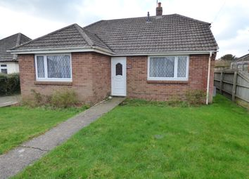 Thumbnail 3 bed detached bungalow for sale in Victoria Road, Gillingham