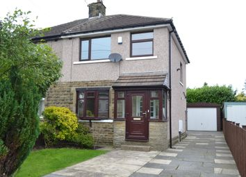 Thumbnail 3 bedroom semi-detached house for sale in Uplands Grove, Queensbury, Bradford