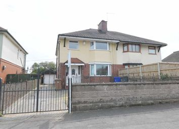 Thumbnail 3 bed semi-detached house for sale in Bemersley Road, Stoke On Trent, Staffordshire