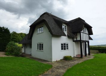 Thumbnail 3 bed cottage to rent in The Thatched Cottage, Hareby