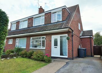 Thumbnail 3 bedroom semi-detached house for sale in Mensing Avenue, Cotgrave