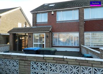 Thumbnail 4 bedroom semi-detached house to rent in Ambleside Crescent, Enfield