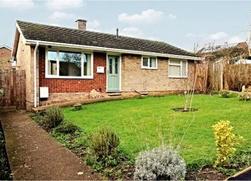 Thumbnail 2 bed detached bungalow for sale in Link Lane, Sutton, Ely