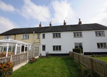 Thumbnail 2 bed terraced house for sale in Anslow Road, Needwood, Burton-On-Trent