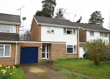 Thumbnail 3 bed link-detached house for sale in Dalston Close, Camberley, Surrey
